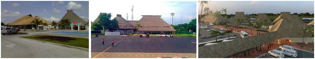 Huatulco Airport Banner Image
