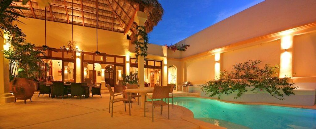 Mediterranean Style Luxury Villa Own Mexico