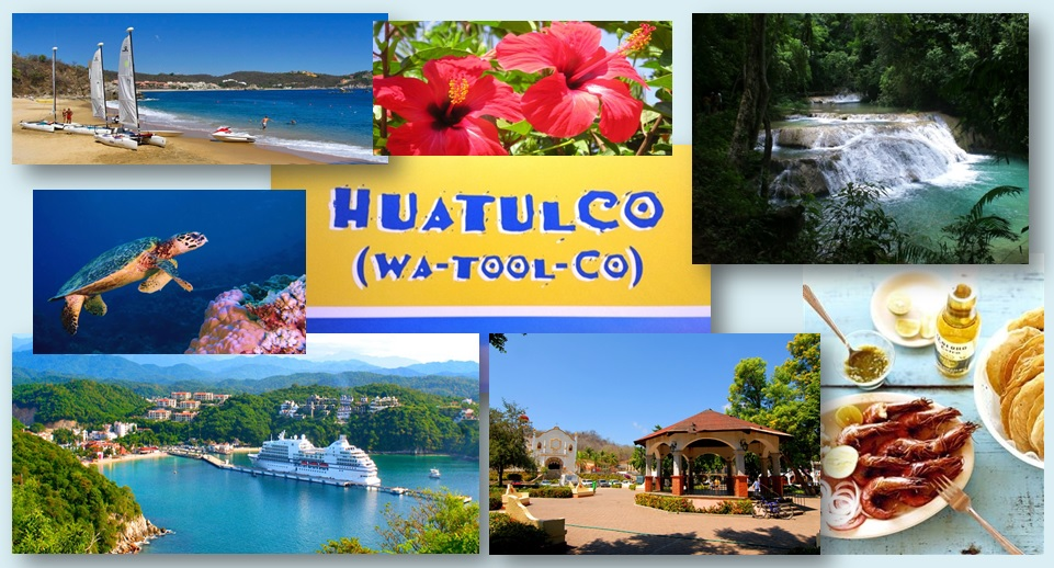 Getting From Mexico City To Huatulco