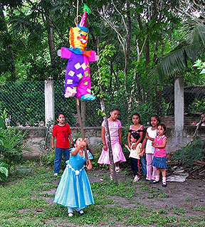 mexican birthday pinata